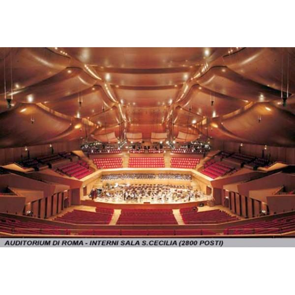 auditorium parco della música